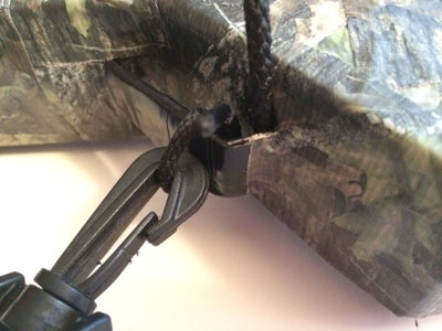 Attaching a Carry Strap