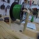 Wood Filament Spool