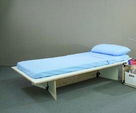 DIY Interior Design Beds and Bedside Table