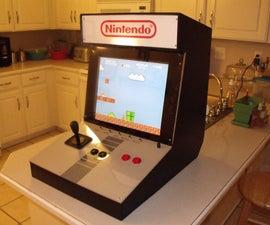 How to build a Nintendo arcade