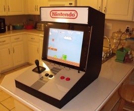 How to build a Nintendo arcade