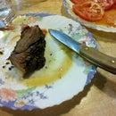 Homemade  Knife