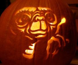 Precision Pumpkin Carving