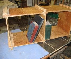 Easy Modular Shelves