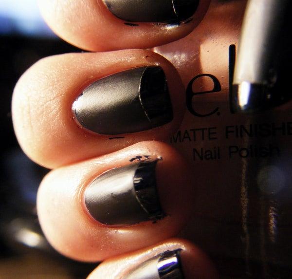 Matte-tastic Manicure!