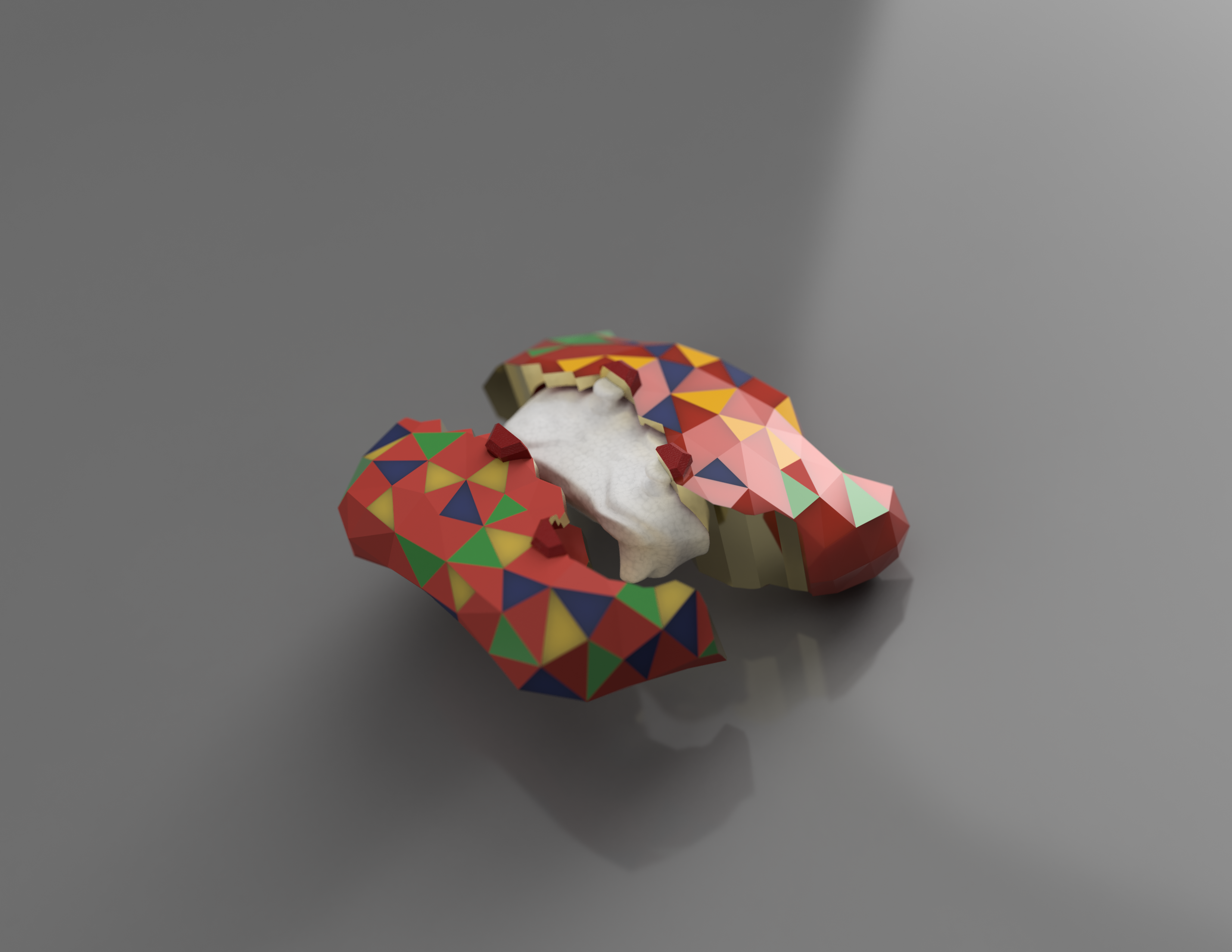 Picture of Lowpoly Case for Anything You Want
