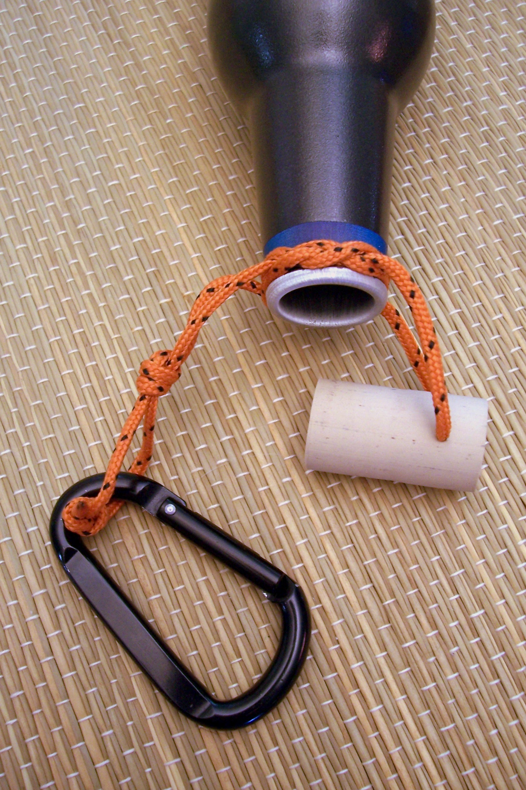 Picture of Tethered Cork Stopper