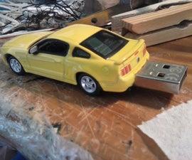 Mustang GT USB Flash-'Drive'
