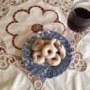 Biscotti With Red Wine