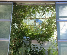 Greenhouse Modifications for Hot Climates