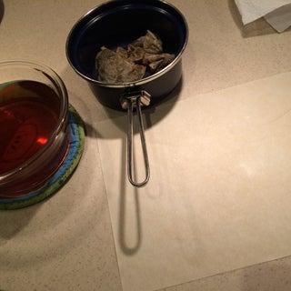 Age Paper Using Tea