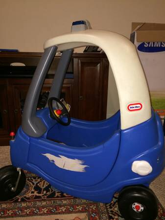 Picture of Obtain Cozy Coupe, Your Parts and Accessories