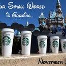 Disney / Starbucks Pregnancy Announcement