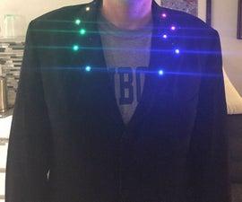 NeoPixel LED Coat