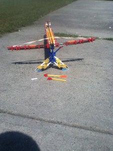 Knex Crossbow CENTER FIRE
