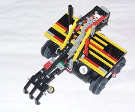 Hacking the Spy Video Trakr III: Make a Grabber Bot Out of Legos, Snap Circuits, and the Spy Video Trakr