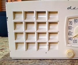 Easiest Vintage Radio Bluetooth Conversion