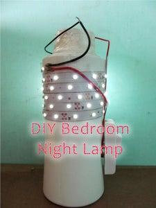 DIY Bedroom Night Lamp