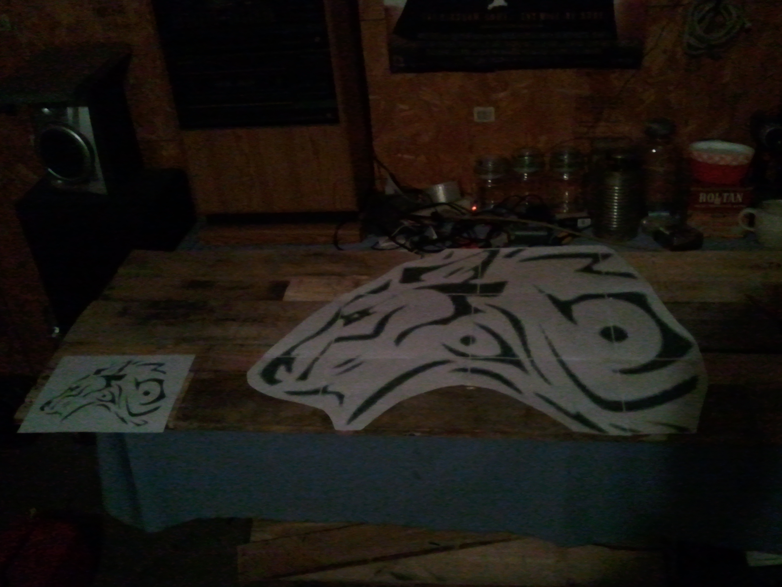 Picture of Lay Out & Jigg