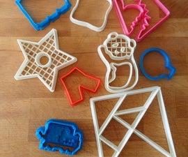 Advanced cookies cutter generator