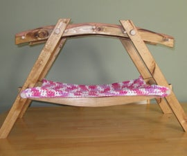 Cool and Cozy Cat Hammock