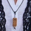 Fun Cork Necklace