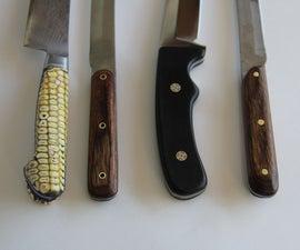 Make a Custom Knife Handle