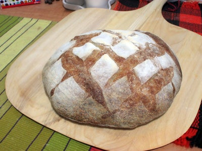Peter Reinhart - Lean Bread