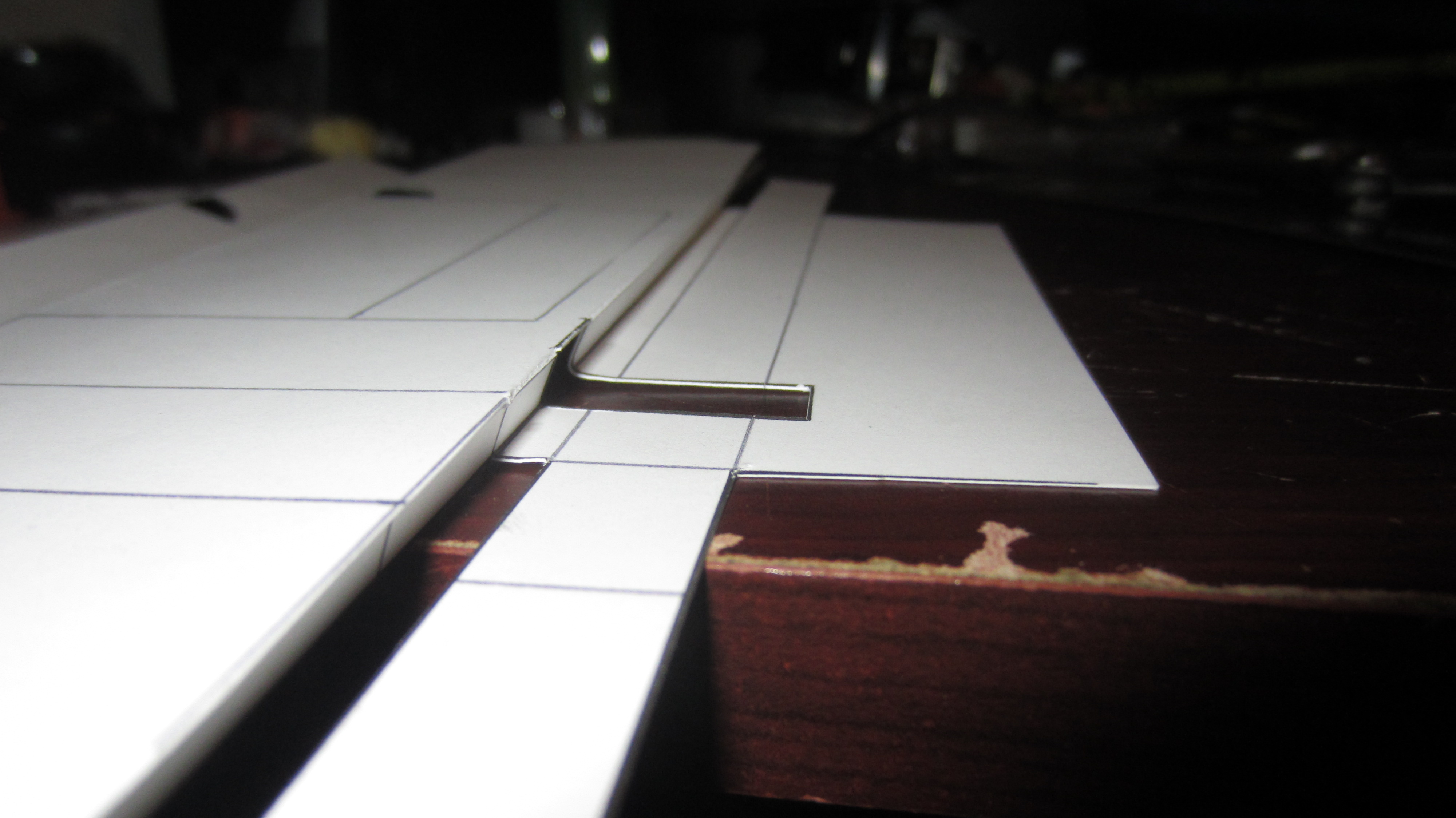 Picture of The Insert: the Sides