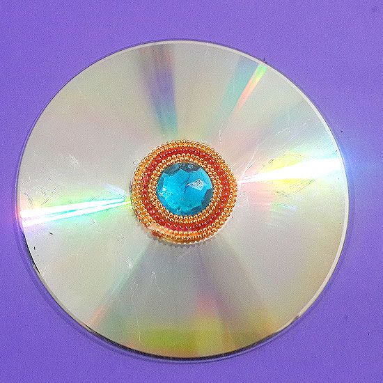 Picture of Let's Decorate the Centre of the CD!