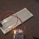 Very Simple DHT11 Temperature Sensor
