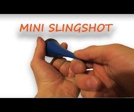 MINI SLINGSHOT POCKET GUN