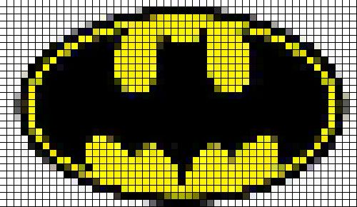 Picture of Example Cross-stitch Pattern!