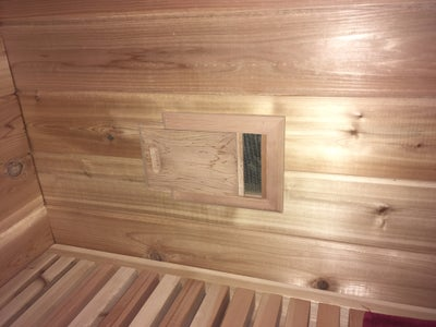 Electrical Wiring & the Transom