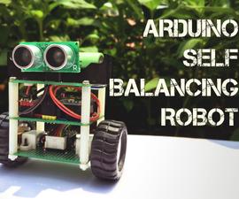 Arduino Self-Balancing Robot