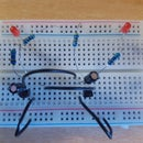 LED Oscillator Project