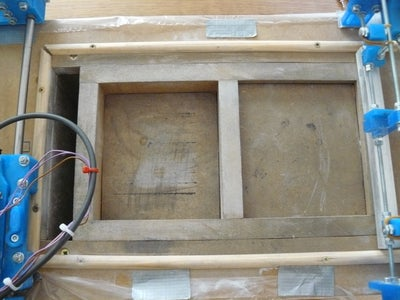 The Wooden Frame