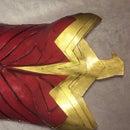 DIY Wonder Woman Armor