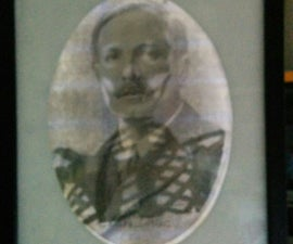 Haunted Portrait for Less Than $20