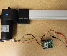 Hall Effect Sensors 1: Position Control