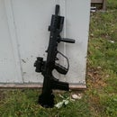 Airsoft FAMAS Custom (SMR Build from Black Ops)