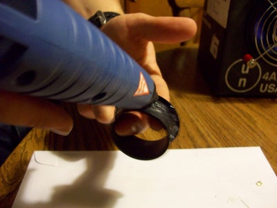 Install the Grommet for the Bass Tube As Well As the Foam