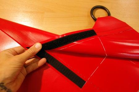 Base Tarp: Closure Velcro
