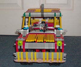 KNEX VEICHLE COMPETITION.