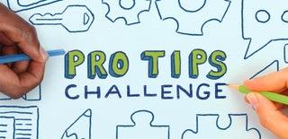 Pro Tips Challenge