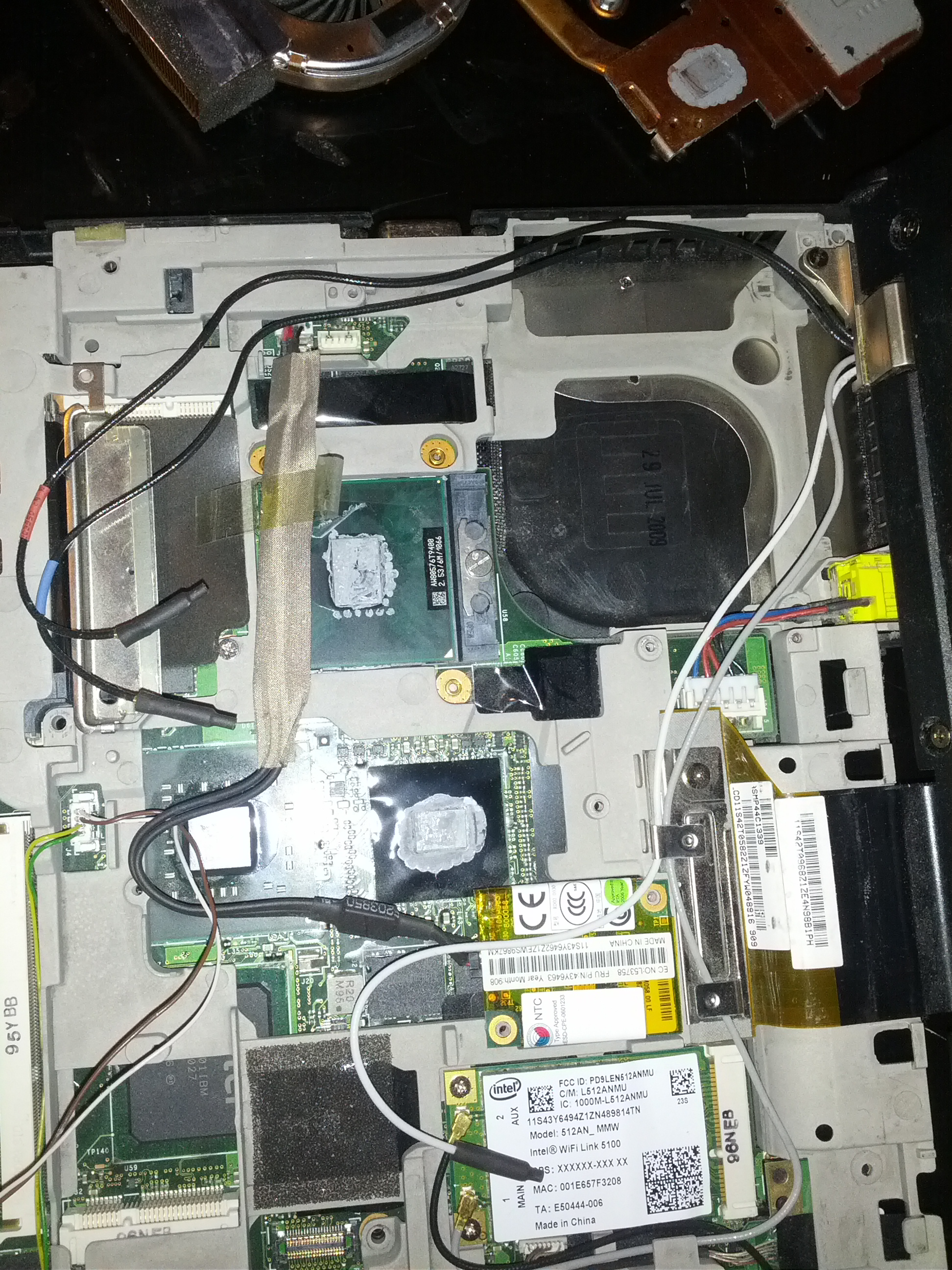 Fix a Thinkpad T400's Thermal Issues Once and for All: 8 Steps