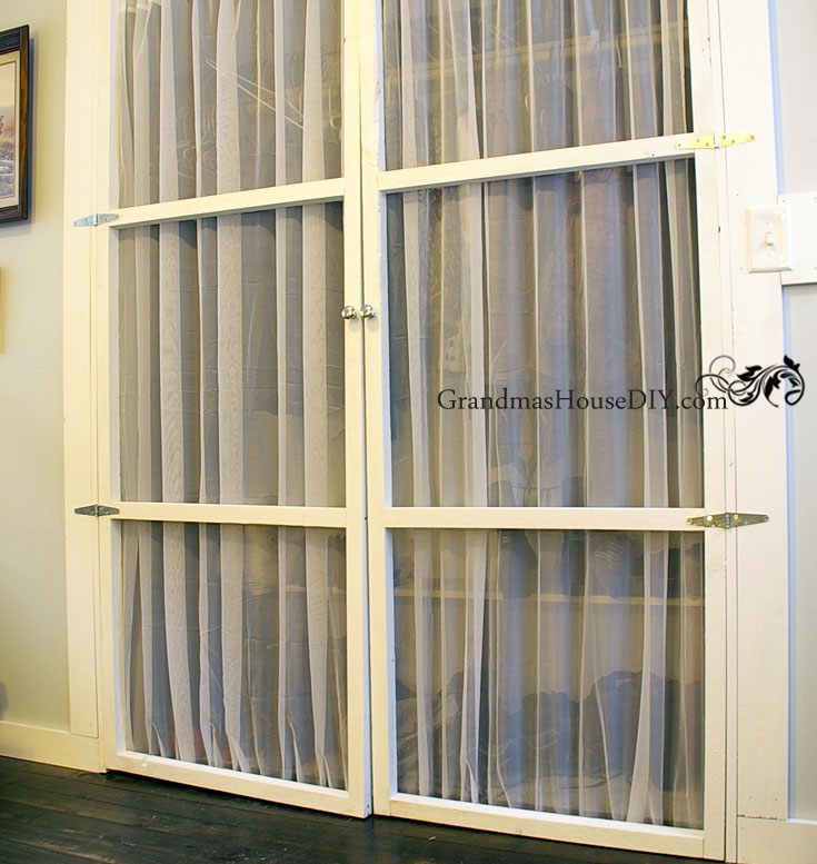 Picture of How To: Build Your Own Inexpensive Closet Doors!