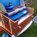 Chuck Box Camping Kitchen