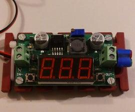 Step Down Voltage Regulator for Fischertechnik - Useful for Power Led and More