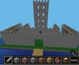 IoT Minecraft Castle